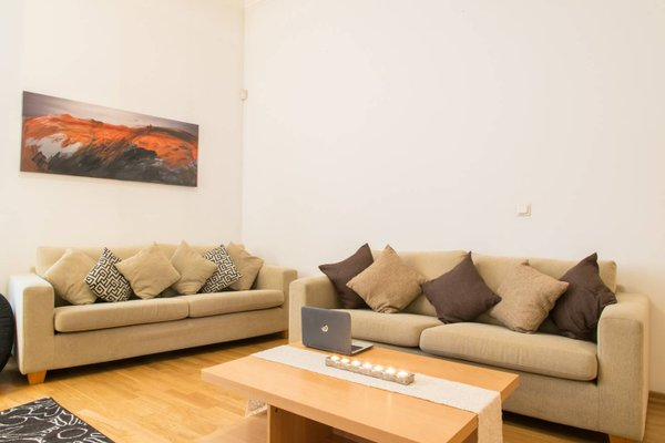 Parkers Boutique Apartments - Old Town Square - фото 17