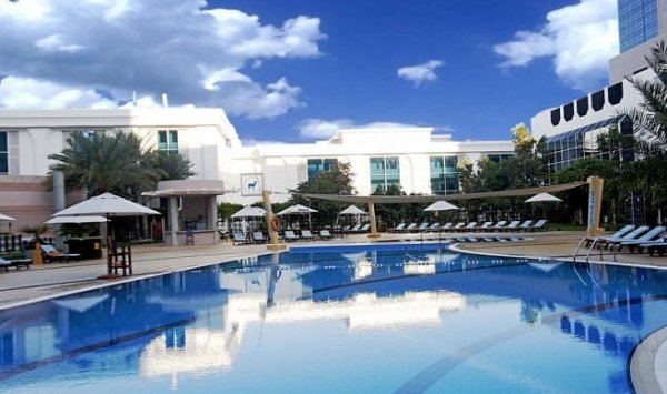 Al Ain Palace Hotel Abu Dhabi - фото 50