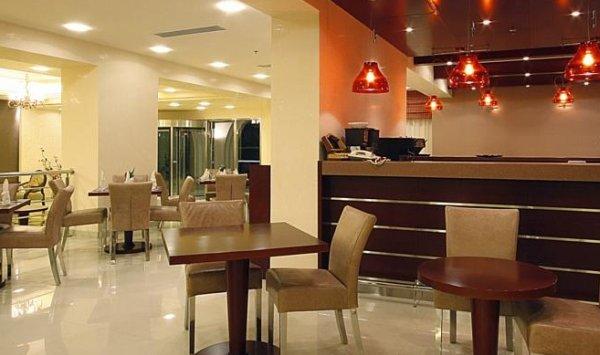 Al Ain Palace Hotel Abu Dhabi - фото 10