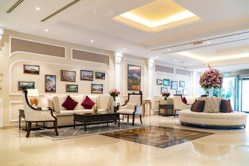 Al Ain Palace Hotel Abu Dhabi - фото 14