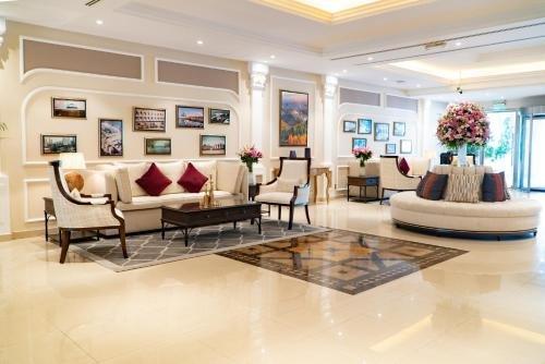 Al Ain Palace Hotel Abu Dhabi - фото 15