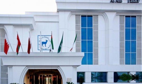 Al Ain Palace Hotel Abu Dhabi - фото 23