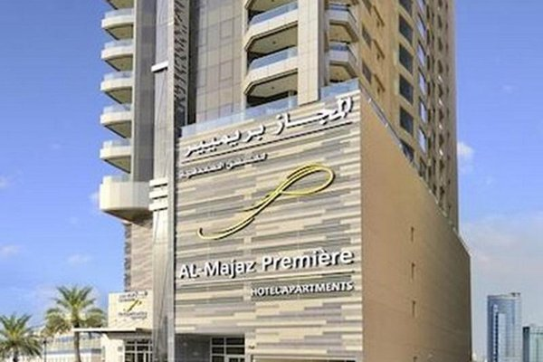 Al Majaz Premiere Hotel Apartments - фото 50