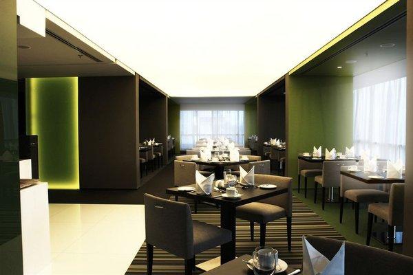 Al Majaz Premiere Hotel Apartments - фото 14