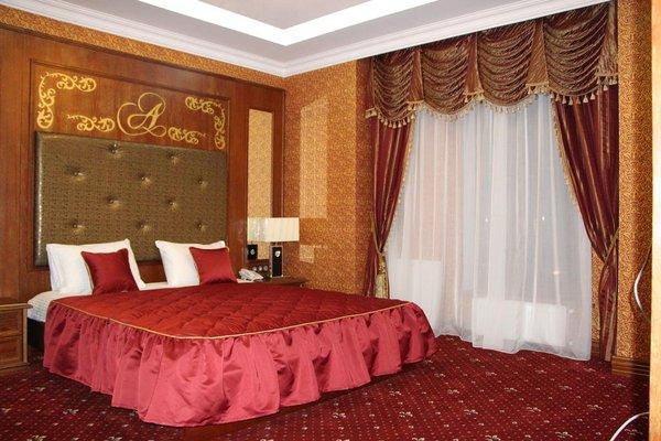 Отель «Авшар-Клаб», Красногорск