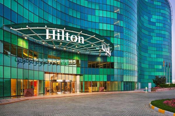Hilton Capital Grand Abu Dhabi - фото 23