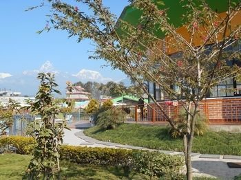 Курортная гостиница «Jal Mahal», Покхара