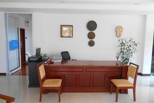 Phounsiri Hotel and Serviced Apartment - фото 16
