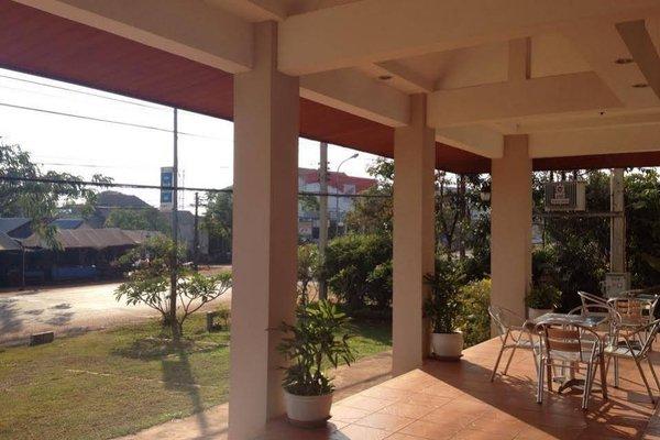 Phounsiri Hotel and Serviced Apartment - фото 18