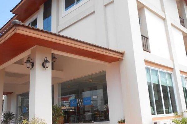 Phounsiri Hotel and Serviced Apartment - фото 21