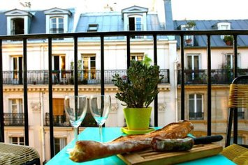 Apartment in Bastille and Marais Area