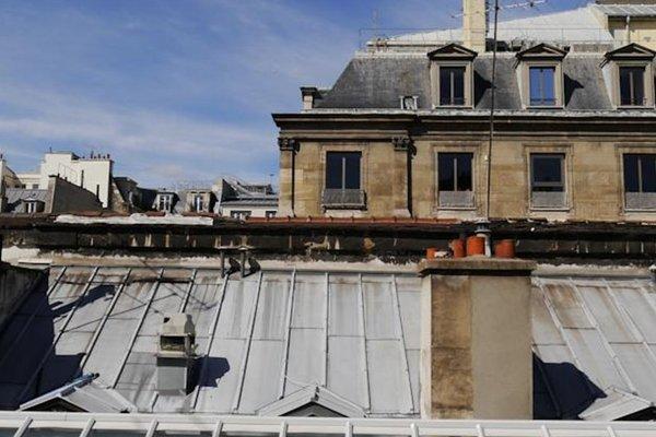 Appartement de Charme a Opera-Louvre - фото 9