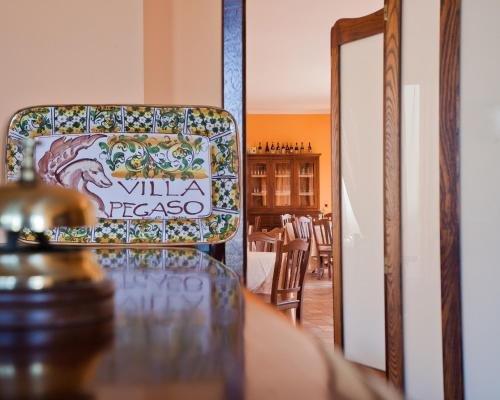 Hotel Ristorante Villa Pegaso - фото 9