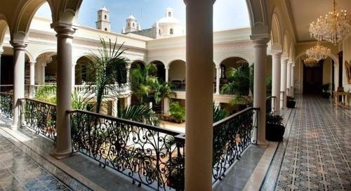 Mansion Merida On the Park - фото 17