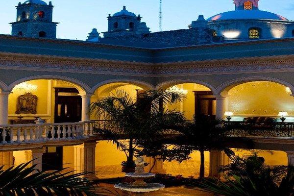 Mansion Merida On the Park - фото 18