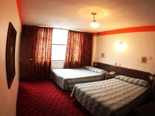 Hotel Uxmal - фото 10
