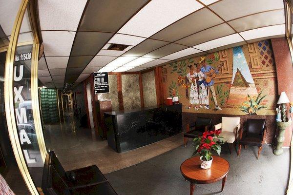 Hotel Uxmal - фото 15