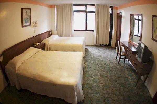 Hotel Uxmal - фото 2