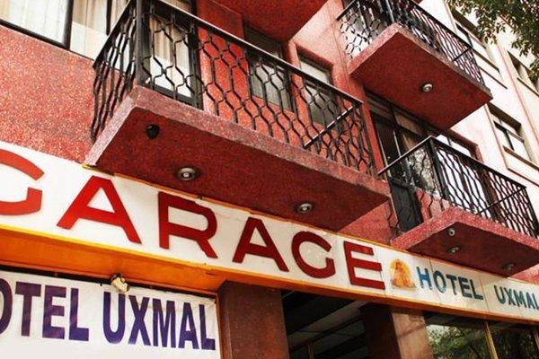 Hotel Uxmal - фото 23