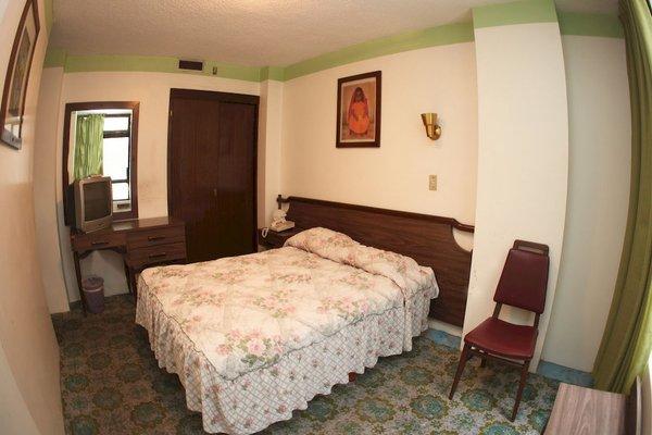 Hotel Uxmal - фото 4