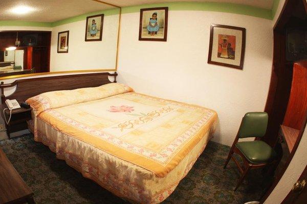 Hotel Uxmal - фото 5