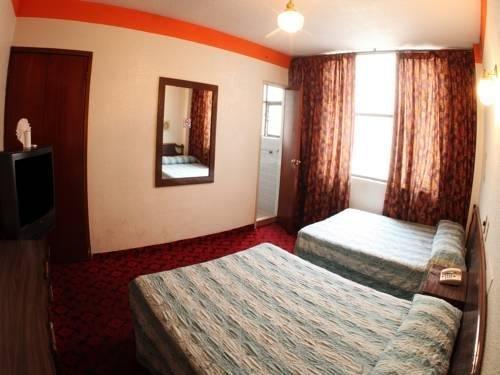 Hotel Uxmal - фото 8