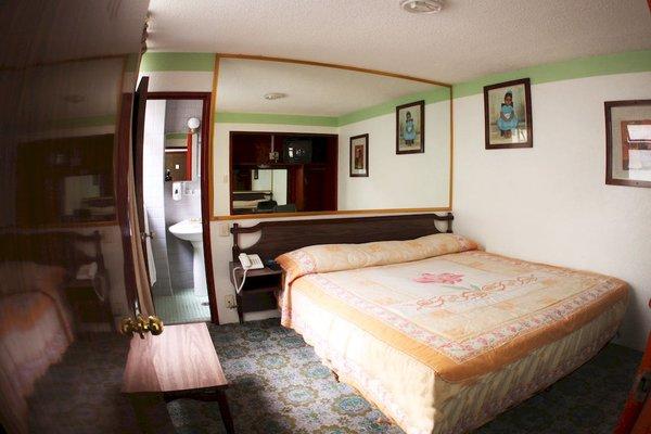 Hotel Uxmal - фото 9