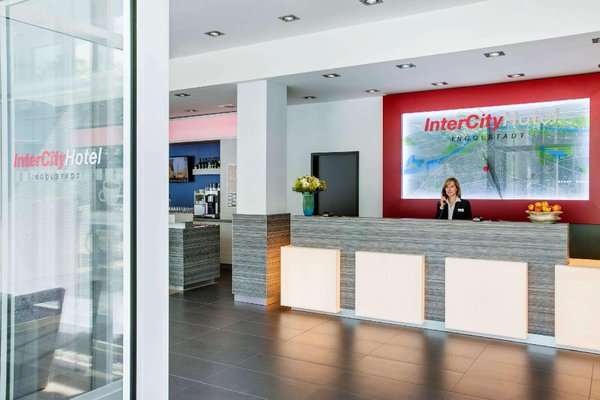 InterCityHotel Ingolstadt - фото 14