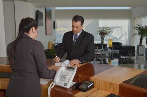 Mision Express Monterrey Aeropuerto La Fe - фото 19