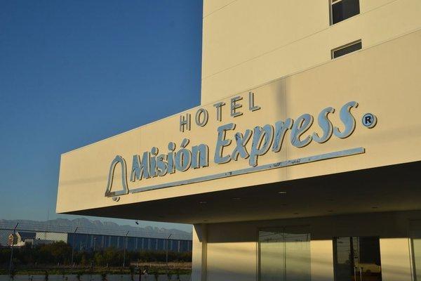 Mision Express Monterrey Aeropuerto La Fe - фото 21