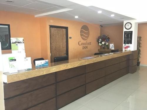 Comfort Inn Chihuahua - фото 11