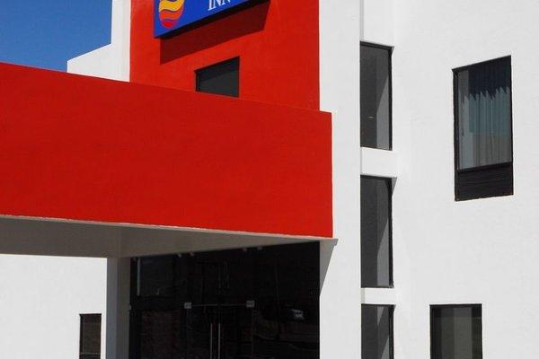 Comfort Inn Chihuahua - фото 21