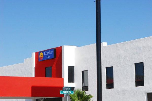 Comfort Inn Chihuahua - фото 23