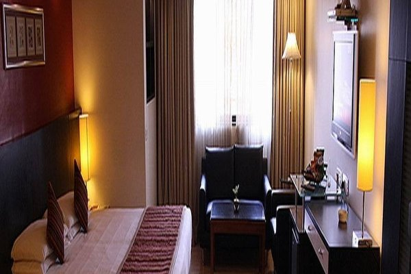 Ramee Guestline Hotel Apartments 1, Абу-Даби