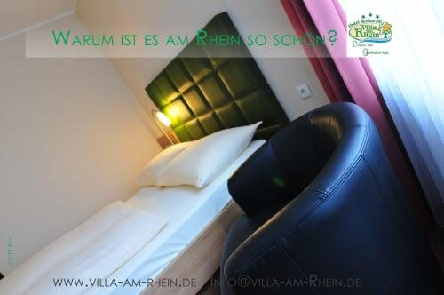 Hotel Villa am Rhein - фото 4