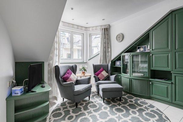Leuhusen Green Apartment - фото 7