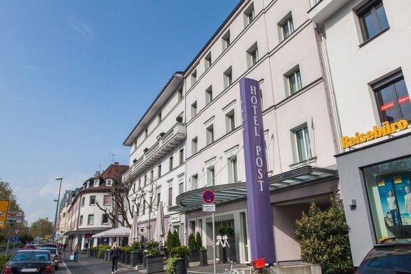 Novum Hotel Post Aschaffenburg - фото 22