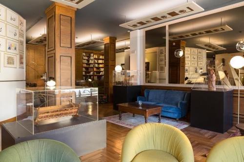 Duca D'Aosta Hotel - фото 12