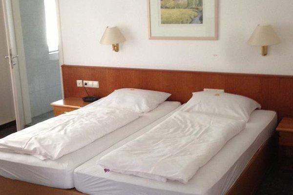 Гостиница «Karlsbad», Бад-Мергентхайм