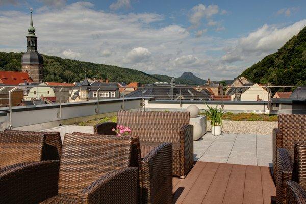 Hotel Lindenhof Bad Schandau - фото 19