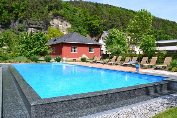 Parkhotel Bad Schandau - фото 21