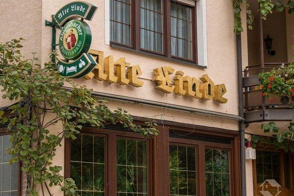 Hotel Restaurant Alte Linde - фото 23