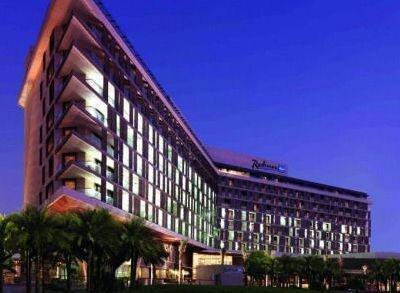 Radisson Blu Hotel, Abu Dhabi Yas Island - фото 21