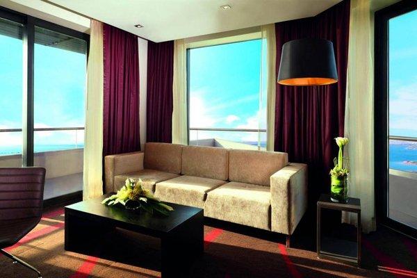 Radisson Blu Hotel, Abu Dhabi Yas Island - фото 3