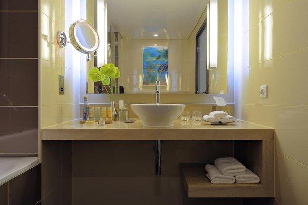 Radisson Blu Hotel, Abu Dhabi Yas Island - фото 9