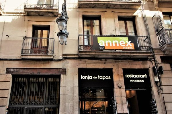 Hotel Annex - Rey Don Jaime I - фото 23
