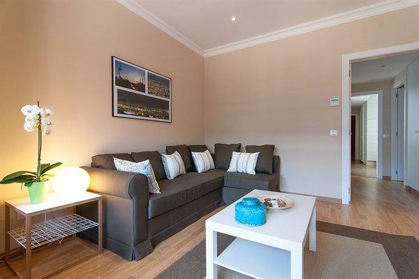 Bbarcelona Apartments Sagrada Familia Flats - фото 10