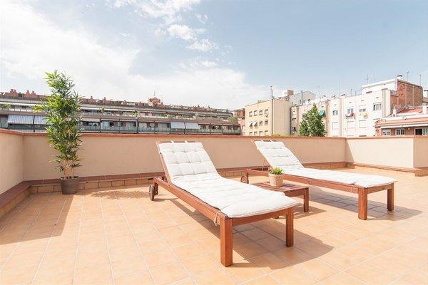 Bbarcelona Apartments Sagrada Familia Flats - фото 21