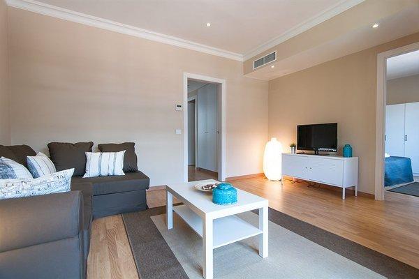 Bbarcelona Apartments Sagrada Familia Flats - фото 6