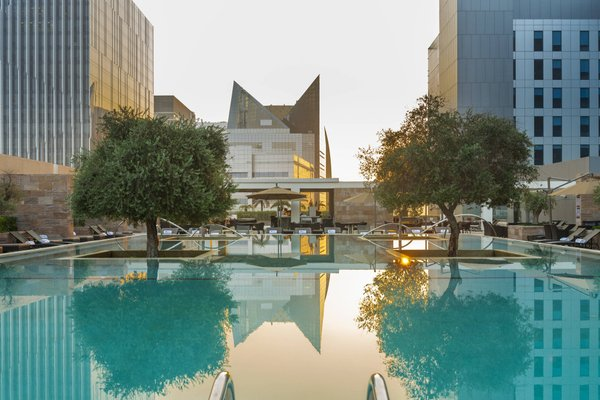 Aloft Abu Dhabi - фото 18
